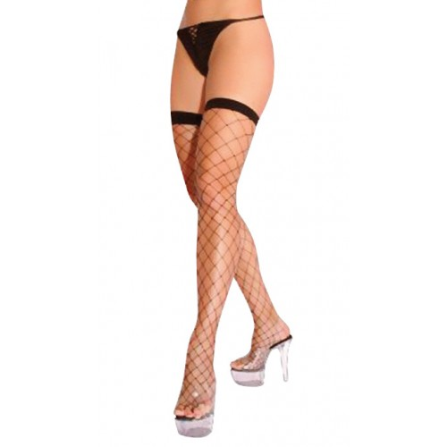 Aire Fence Fishnet Thigh High Style 9800