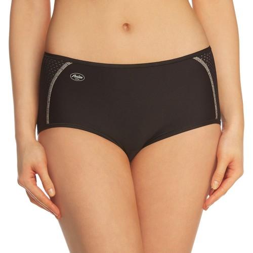 Anita Sports Panty Black Front