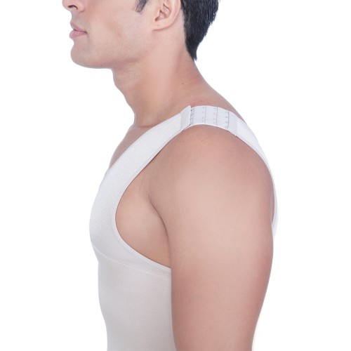 Annette Men's Post Surgery Vest Style 10596