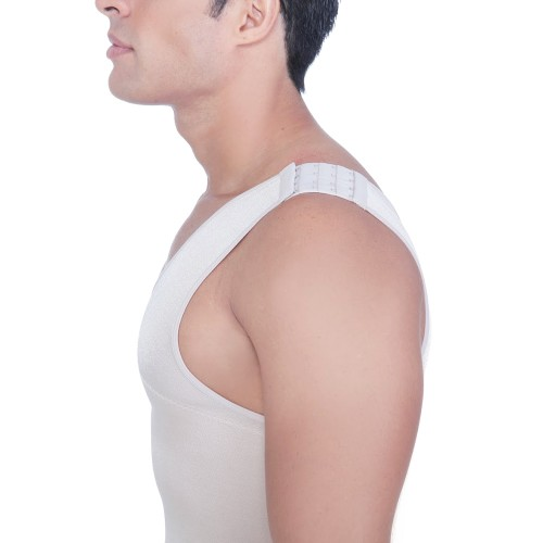 Annette Men's Full Body Compression Garment Style 17439