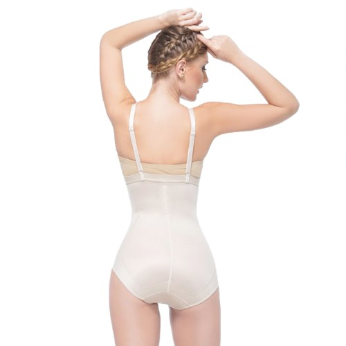 Annette Side Closure Multi Adjustment High Waist Girdle Style iC-3002
