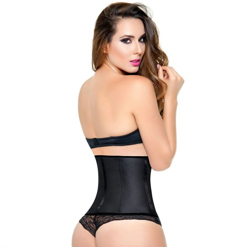 Ann Michell Latex Short Torso Waist Cincher Style 2025