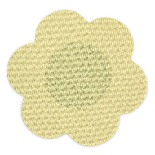Ann West Petal Stickies Disposable Nipple Covers Front