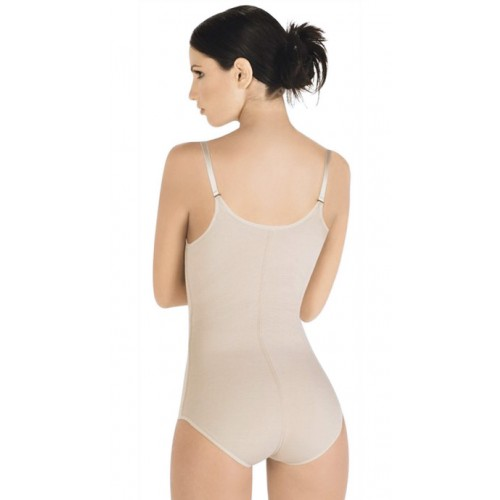 Body Line Powernet Braless Body Briefer Style 1005