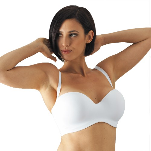 Carnival Full Coverage Invisible Strapless Bra Style 126