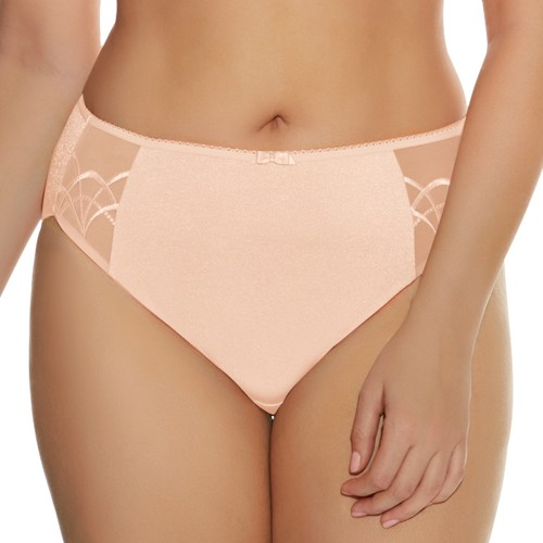 Elomi Cate Panty Brief Latte Front