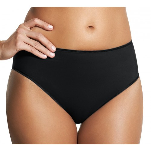 Fantasie of England Smoothing Brief Black