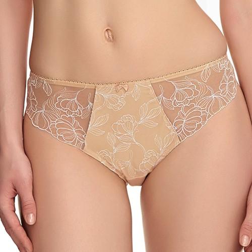 Fantasie Estelle Panty Brief Sand Front
