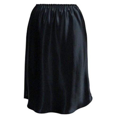 Farr West Essentials Shirt-tail Hem Half Slip Mink Front