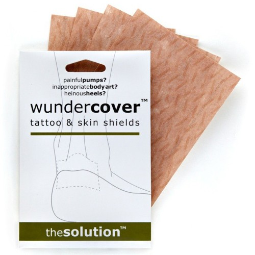 Solutions That Stick Wundercover Tattoo and Skin Shields Package