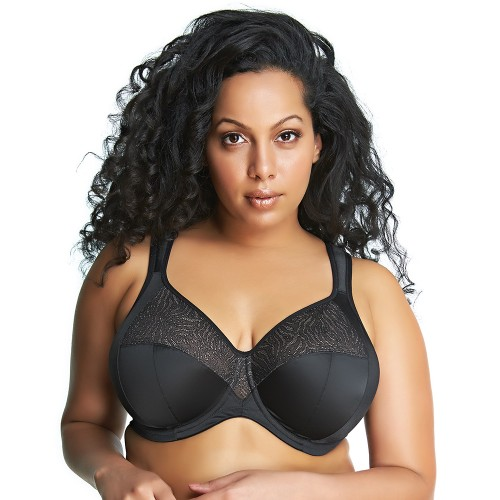 Goddess Heather Banded Underwire Bra Style 6060