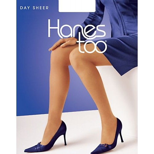 Hanes Too All Day Sheer SF Pantyhose Package