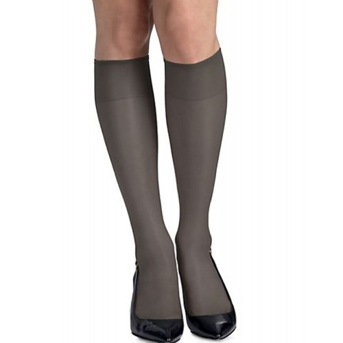 Hanes Silk Reflections Silky Sheer RT Knee High Style 00775
