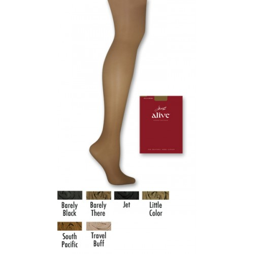 Hanes Alive Full Support Sheer To Waist SF Pantyhose Style 00811