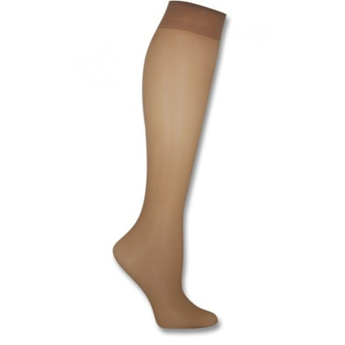Hanes Plus Silk Reflections Sheer ET Knee High Style 00P19