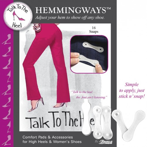 Talk To The Heel Hemmingways Style 94006