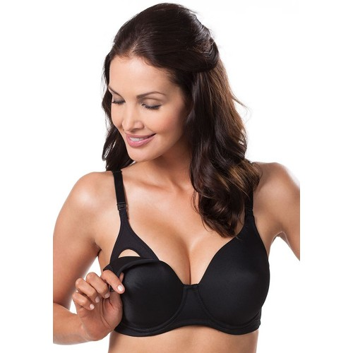 Leading Lady Nursing Molded Underwire Bra Style 410