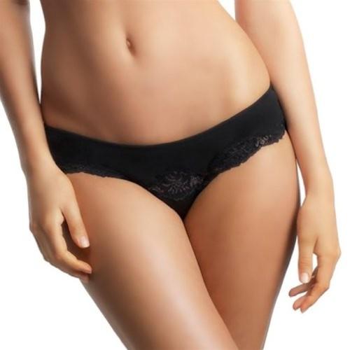 Le Mystere Lace Tisha Bikini Black