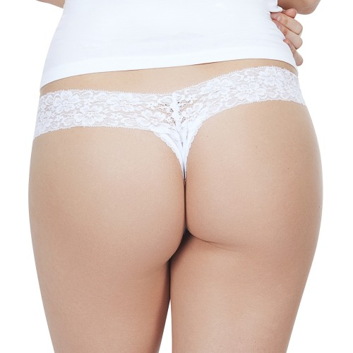 Cupcake Panty 3-Pack Low Rise Thong Style P42-1