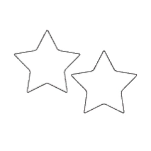 Pastease Star Nipple Covers