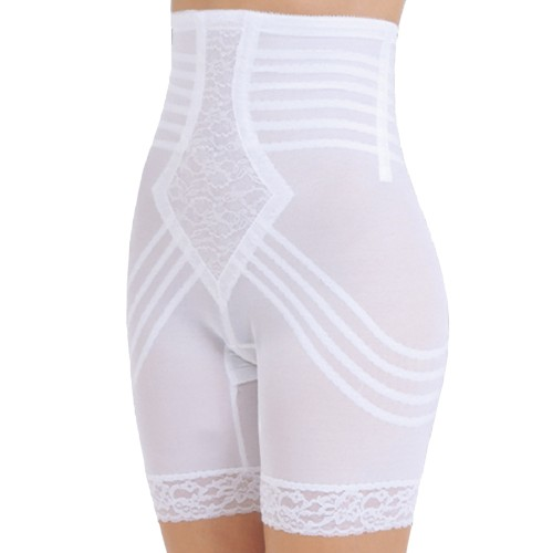 Rago Extra Firm Control High-Waist Long Leg Pantie Girdle