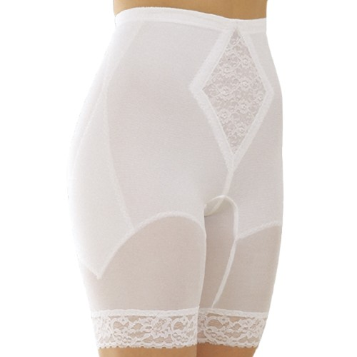 Rago Moderate Control Long Leg Pantie Girdle