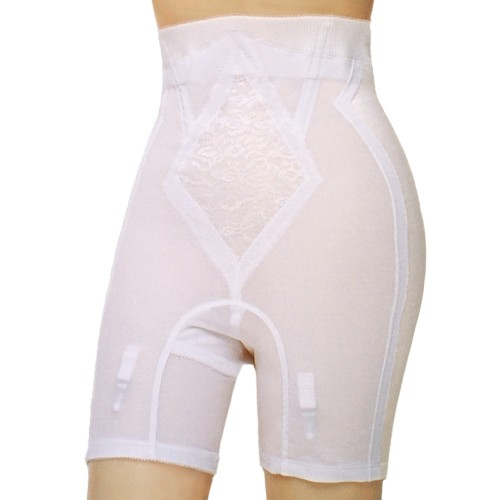 Rago High Waist Long Leg Pantie Girdle