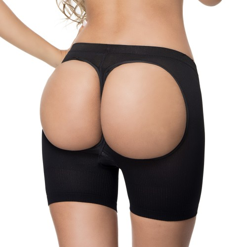 Real Curvy Women Butt Lifter Brief Style 4012