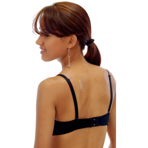 Lauren Silva Rhinestone Bra Strap X Style