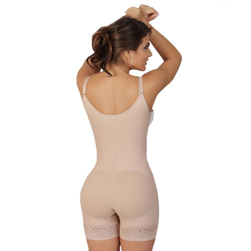 Salome High Back Full Body Shaper Style 0216