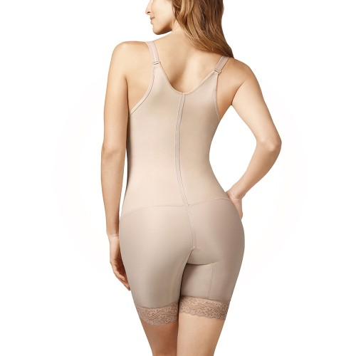 Squeem Sensual Curves Long Leg Body Briefer Style 26SC