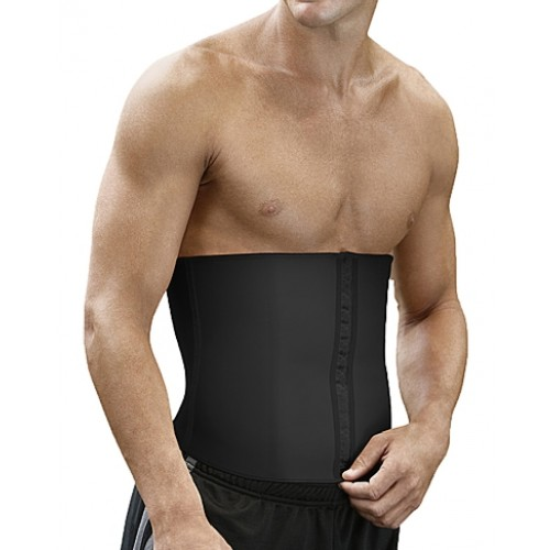 Squeem Men's Cotton and Rubber Waist Cincher