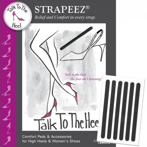 Talk To The Heel Strapeez Style 94008