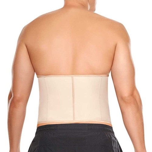 TrueShapers Men's High Compression Workout Waist Cincher Style 1363