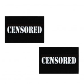 Pastease Censored Nipple Covers