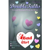 Bring It Up DoubleTalks Bad Girl Heart Shaped Scented Nipple Covers