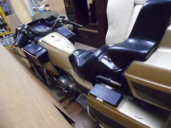 LSO Auctions - Lot: A716 - 1986 Suzuki Cavalcade Lx 1400