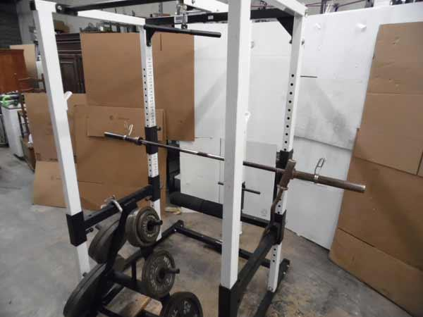 Lso Auctions Lot A1015 Parabody Serious Steel Squat