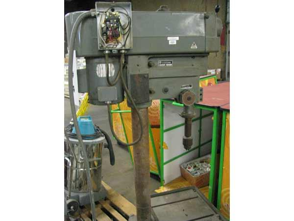 LSO Auctions - Lot: 4804 - CLAUSING DRILL PRESS (Item