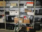Lot: H5.General - (5) TONER CARTRIDGES, PLUMBING KIT, PHONES, MICROWAVE