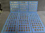 Lot: 2296 - JEFFERSON NICKEL & LINCOLN CENT COLLECTIONS