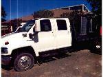 Lot: 2.GARLAND - 2005 Chevrolet C-5500 Truck