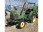 Lot: 103-EQUIP#285962 - 1996 John Deere Utility Tractor