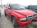 Lot: 810-595965 - 2003 DODGE DURANGO SUV
