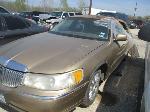 Lot: 828-619834 - 1998 LINCOLN TOWN CAR