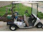 Lot: 666 - EZ-GO Golf Cart