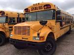 Lot: 12 - 2001 3800 Blue Bird Bus