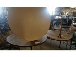 Lot: 07.MA - (4) Round Tables