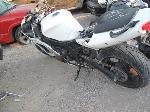 Lot: 474 - 2002 Kawasaki Zx600-J Motorcycle