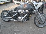Lot: 476 - 1997 Honda Vt1100c Motorcycle